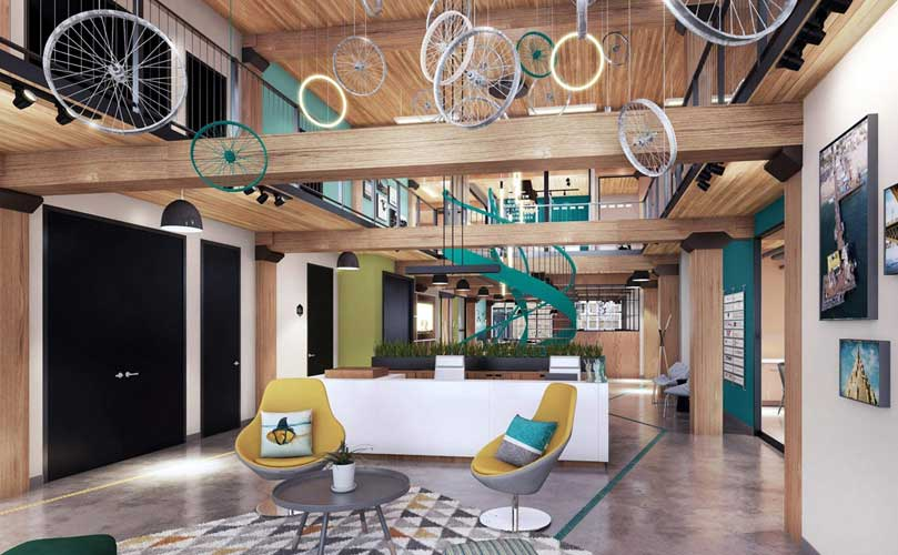 Unispace Business Center | Coworking Spaces and Serviced Offices